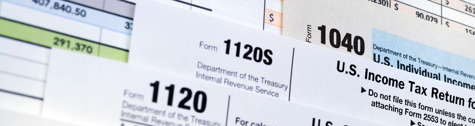 CPA Tax Services